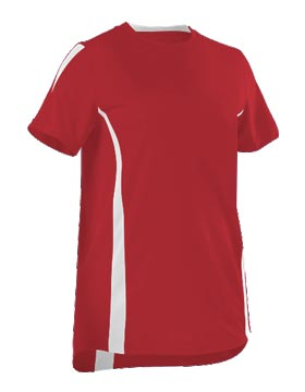 Alleson Athletic 506CAW - Women's Fastpitch Crew Neck Jersey