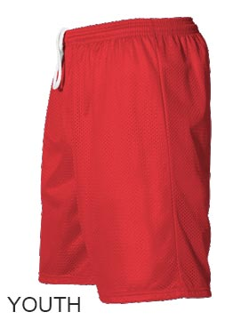Alleson Athletic 566PY - Youth eXtreme Mesh Short