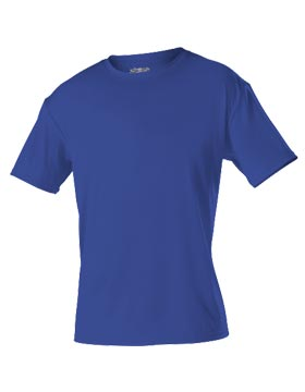 Alleson Athletic 5081SY - Youth Tech Crew Neck Tee