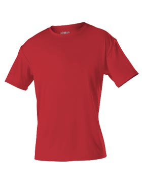 Alleson Athletics 5081S - Men's Tech Crew Neck Tee