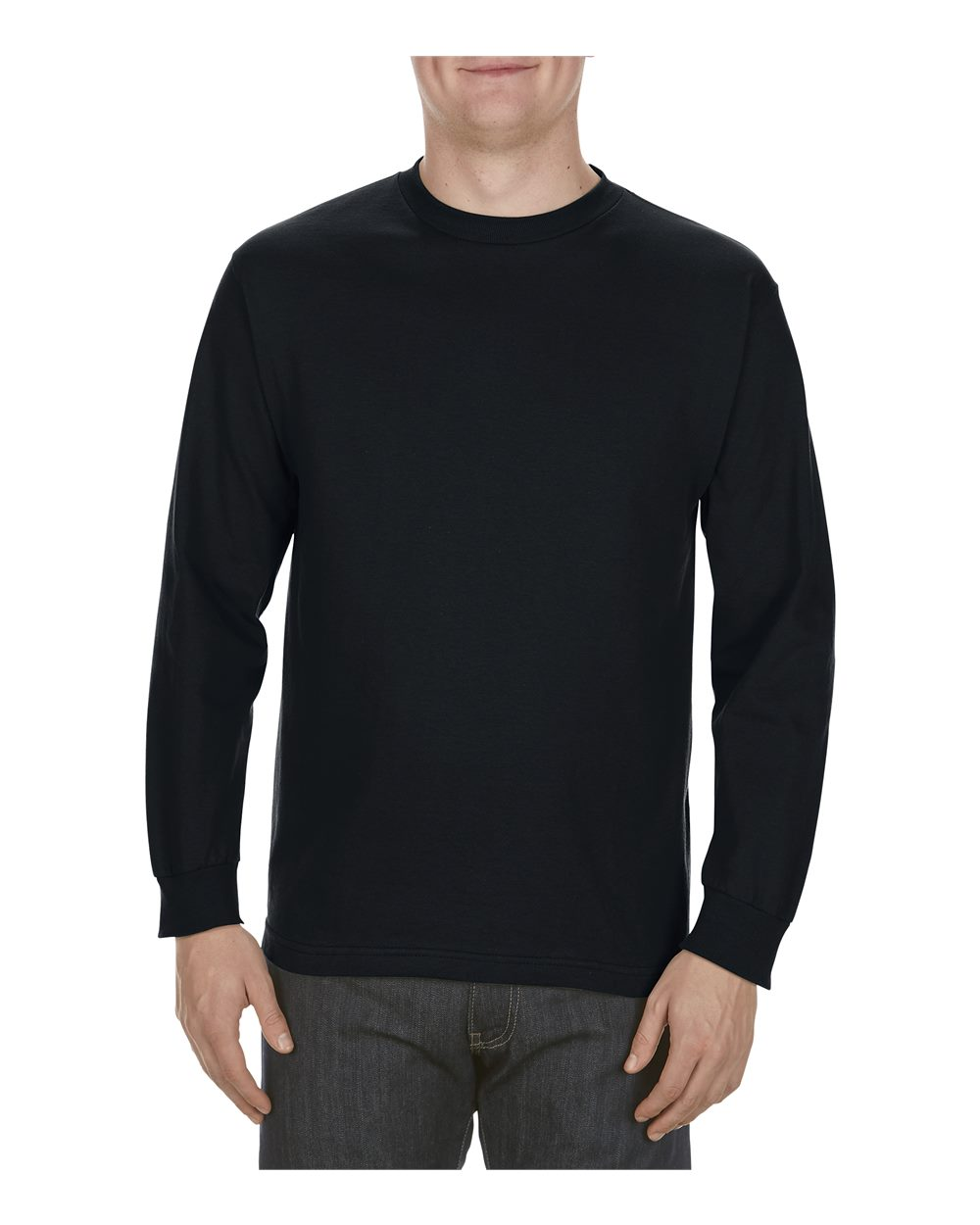 Alstyle 1904 - Heavyweight Long Sleeve Tee