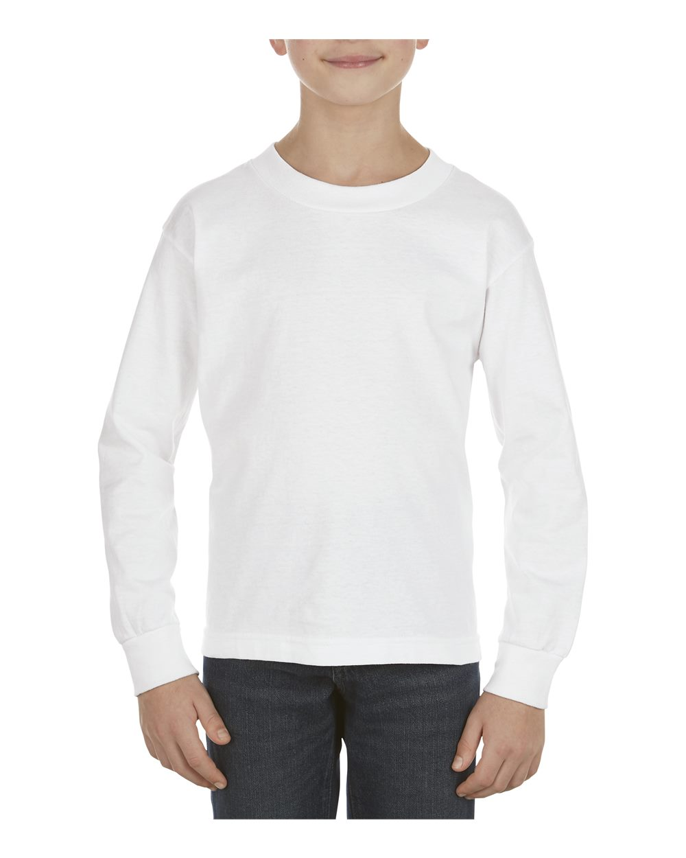 Alstyle 3384 - Classic Youth Long Sleeve Tee