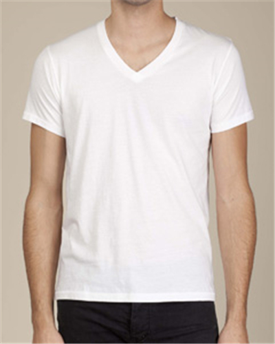 Alternative 04532P1 - Men's Organic Pima Cotton Perfect V-Neck T-Shirt