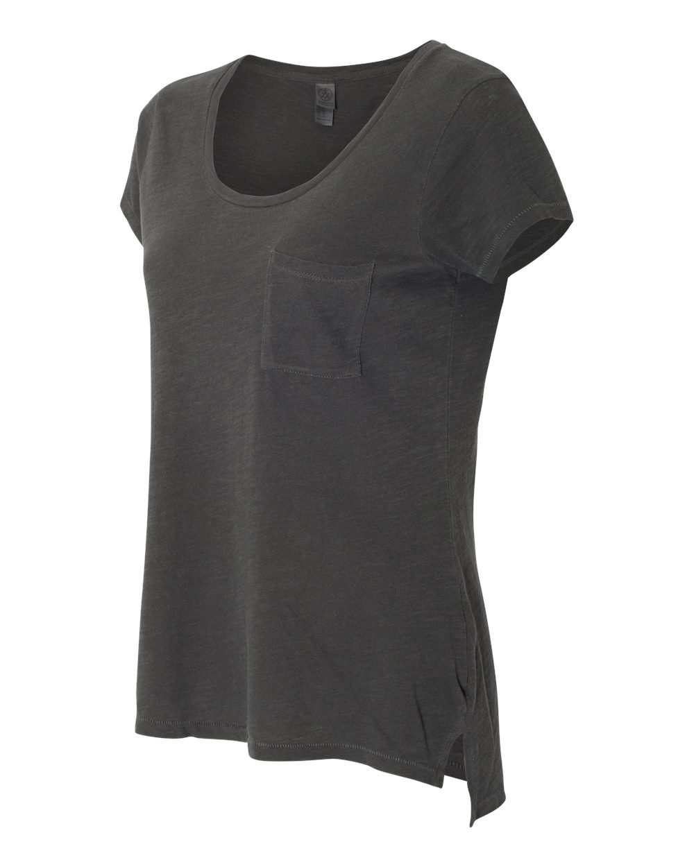 Alternative 12412 - Women's Washed Slub Favorite Pocket T-Shirt