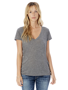 Alternative 2894 - Ladies' Slinky Jersey V-Neck T-Shirt
