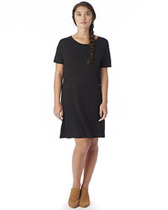 Alternative 2902MR - Ladies' Straight Up T-Shirt Dress