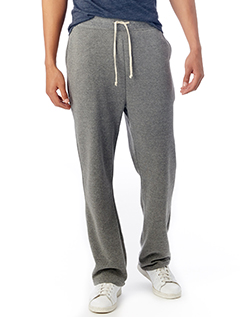 Alternative 3500F2 - Men's Hustle Eco-Fleece Open Bottom ...