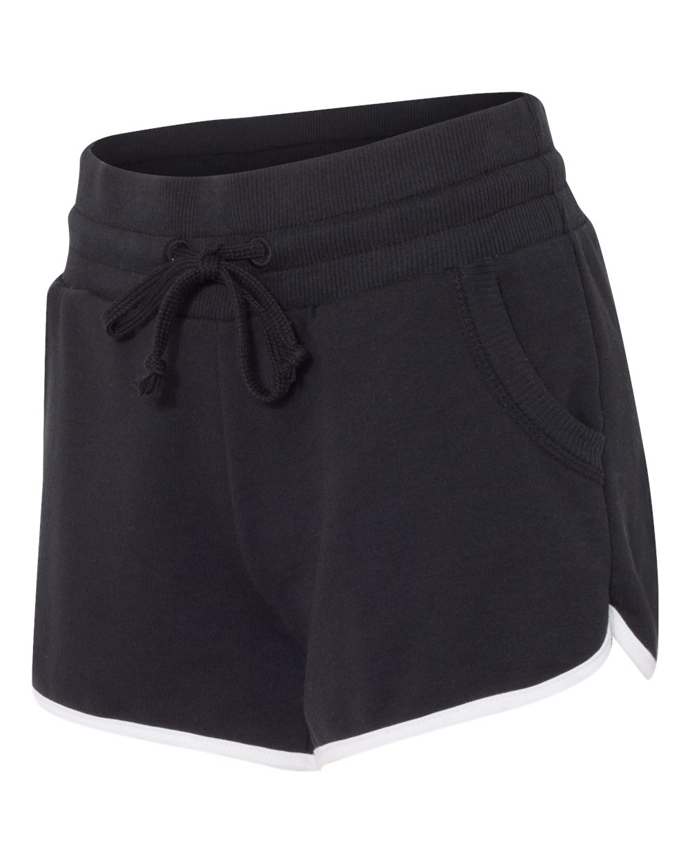 Alternative 5078 - Women's Vintage Sport French Terry Track Shorts