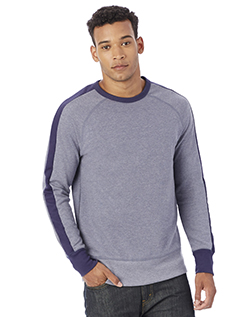 Alternative 5079BT - Men's French Terry University Pullover
