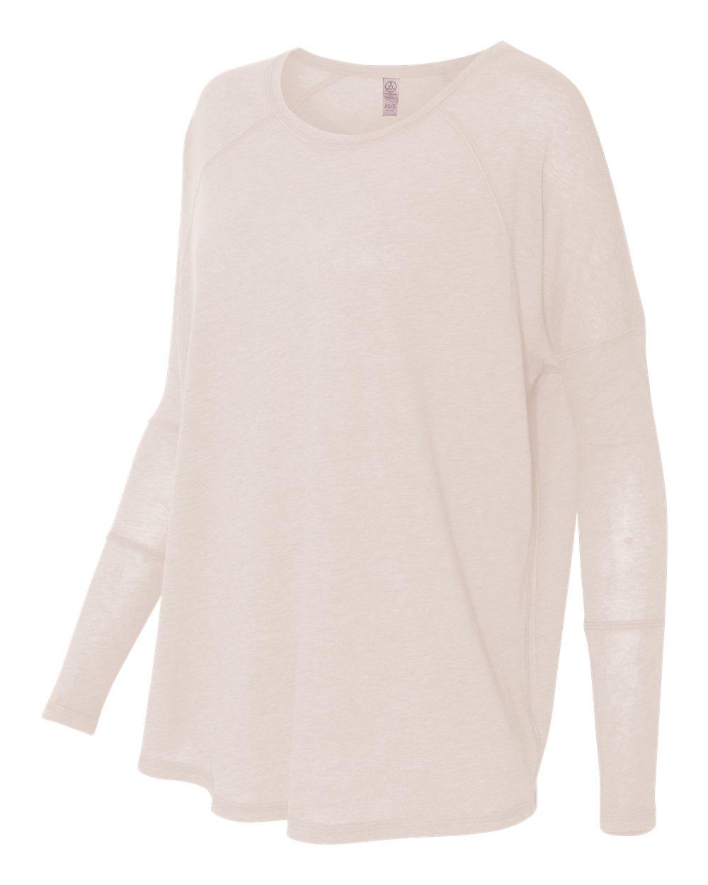 Alternative 6024 - Women's Gauze Ramble Long Sleeve Tunic
