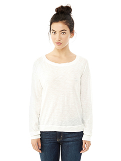 Alternative 61061J - Ladies' Wash Slub Slouchy Pullover