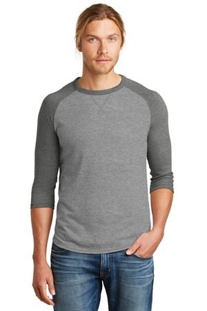 Alternative® AA5057 - Dugout 3/4-Sleeve Vintage ...