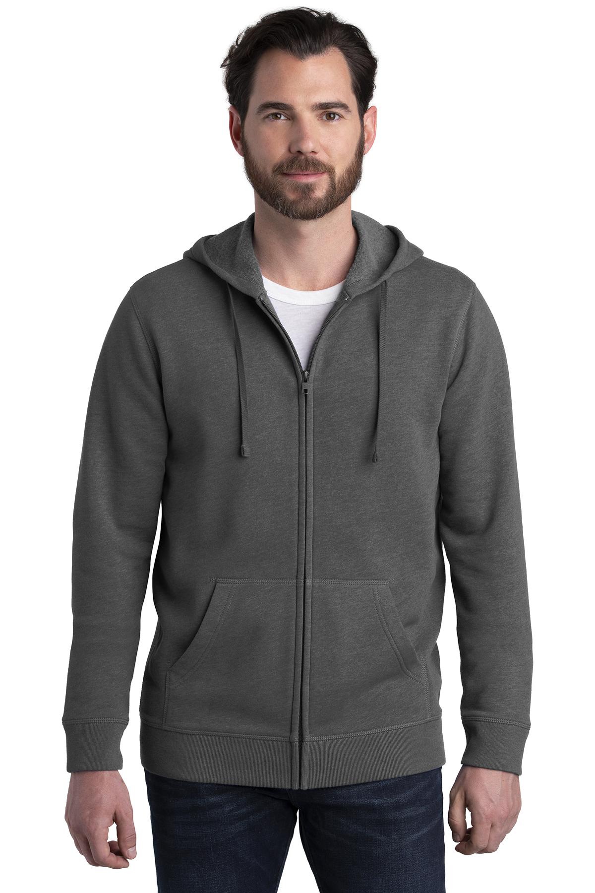 Alternative AA8050 - Indy Blended Fleece Zip Hoodie