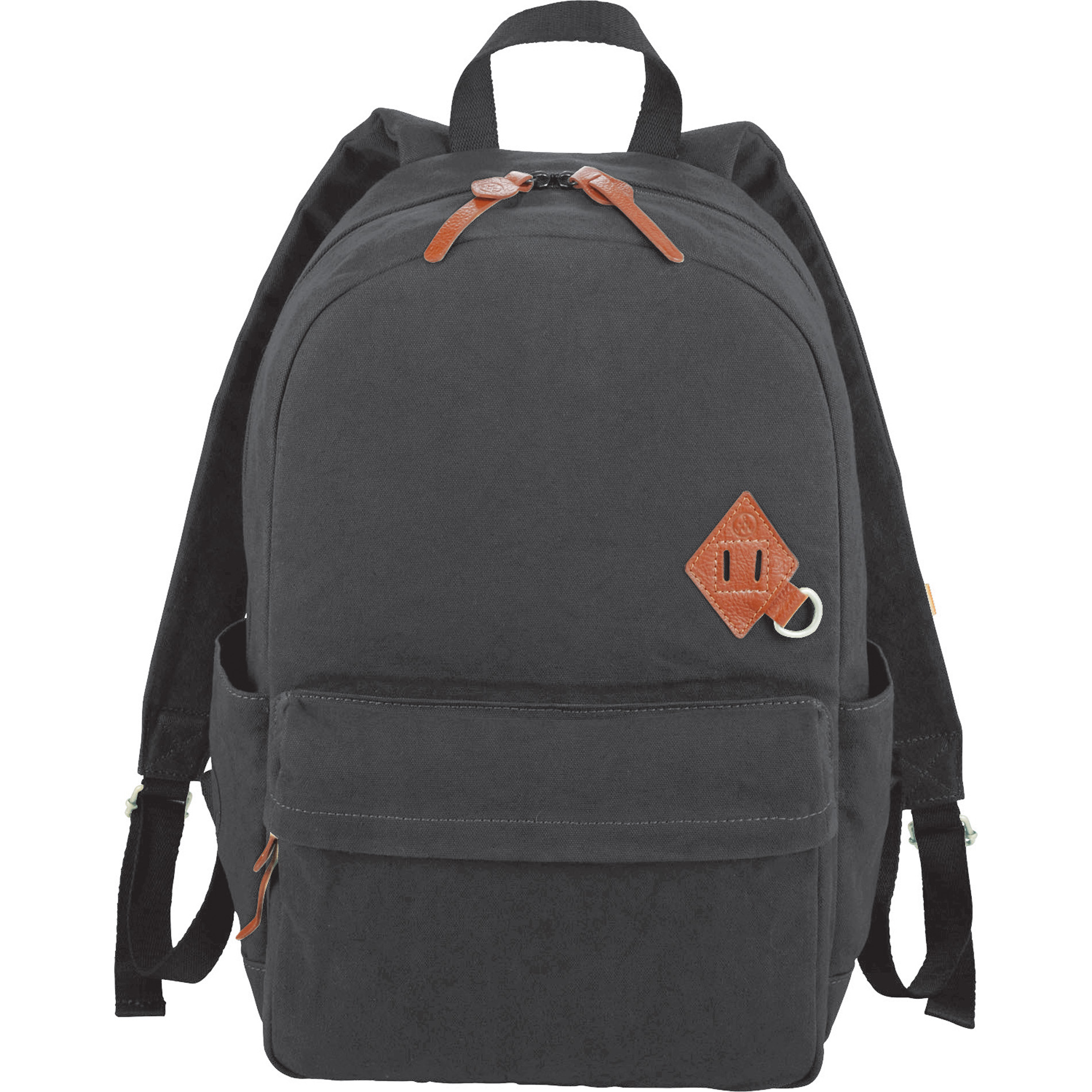 "Alternative 9004-11 - Basic 15"" Cotton Computer Backpack"