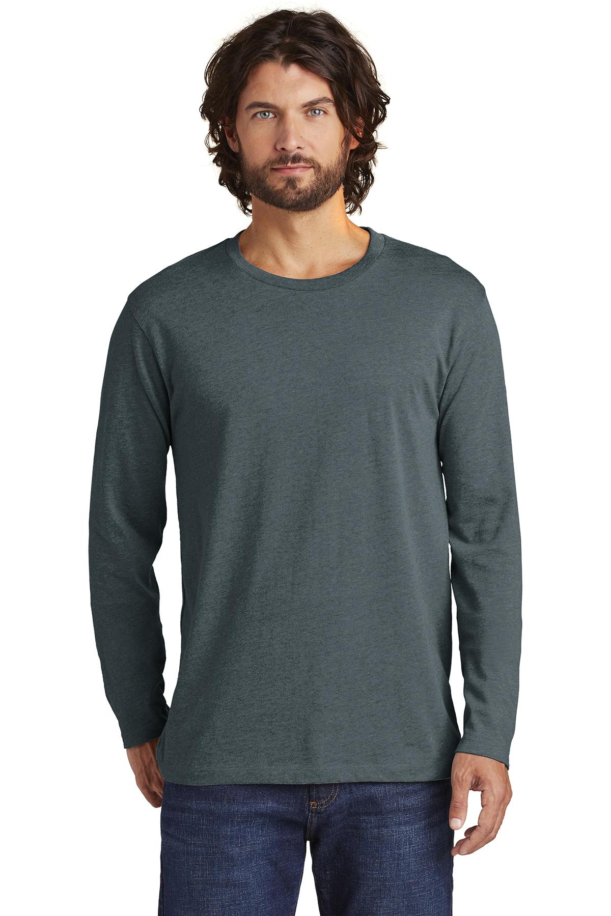 Alternative AA6041 - Rebel Blended Jersey Long Sleeve Tee
