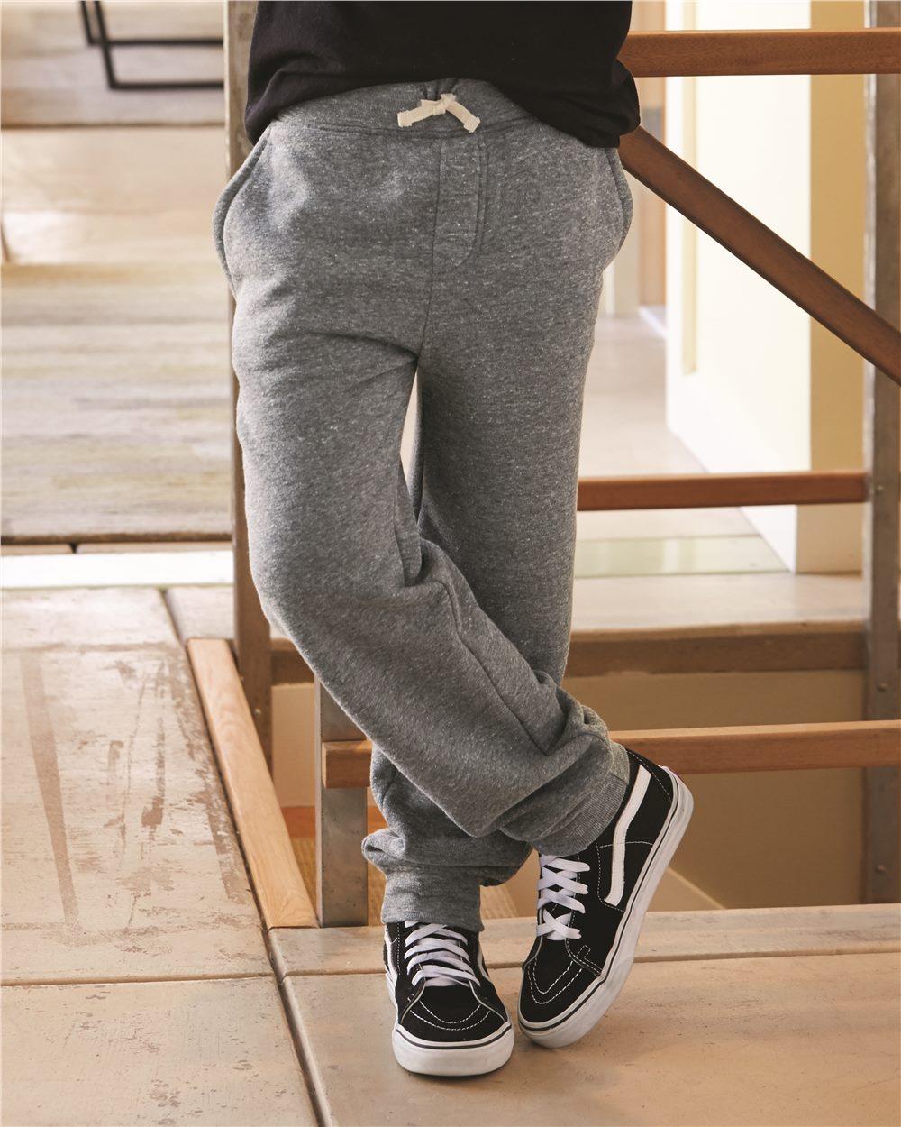 Alternative K9881 - Eco-Fleece Youth Dodgeball Pants