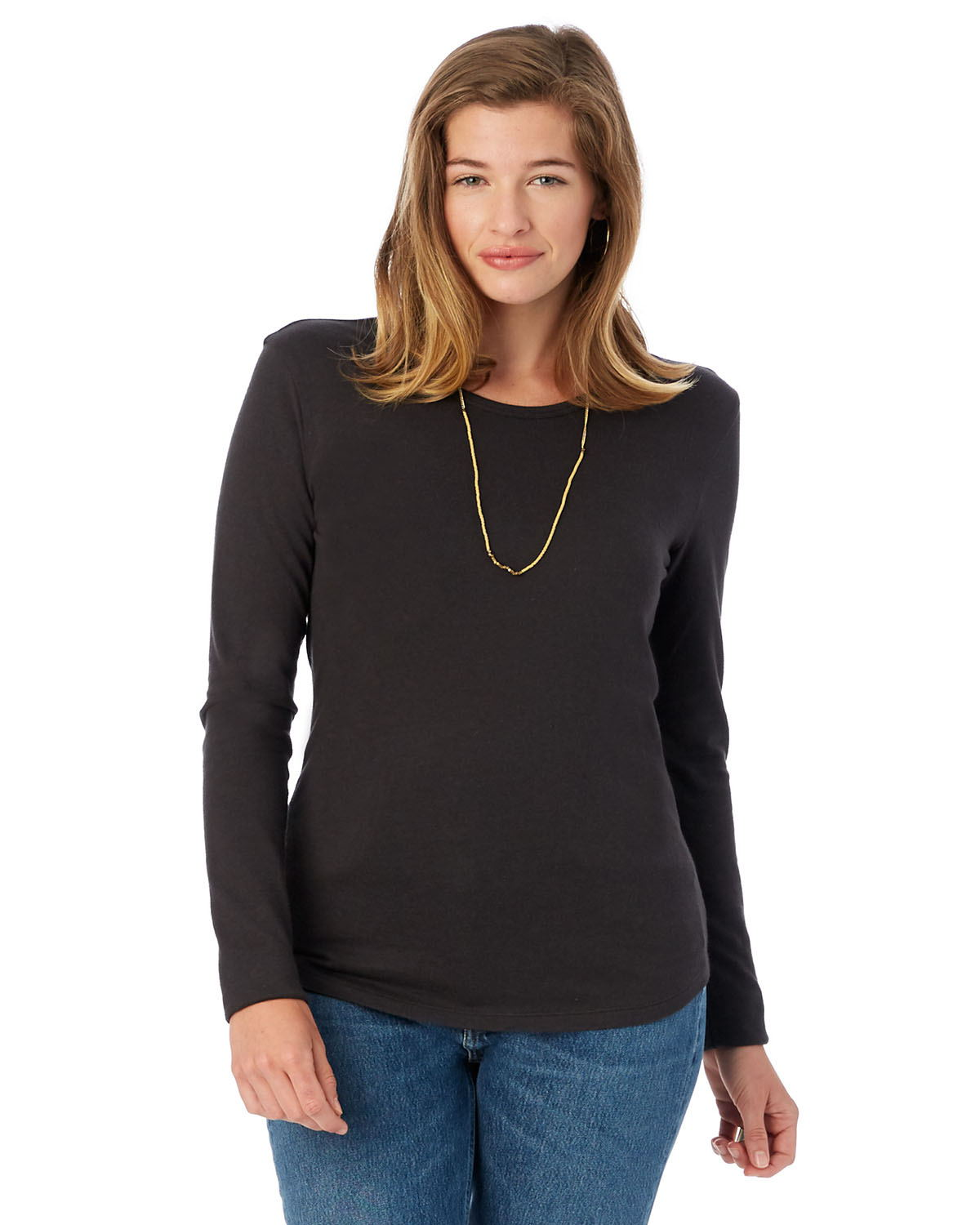 Alternative 5096BP - Ladies Keepsake Long-Sleeve Tee