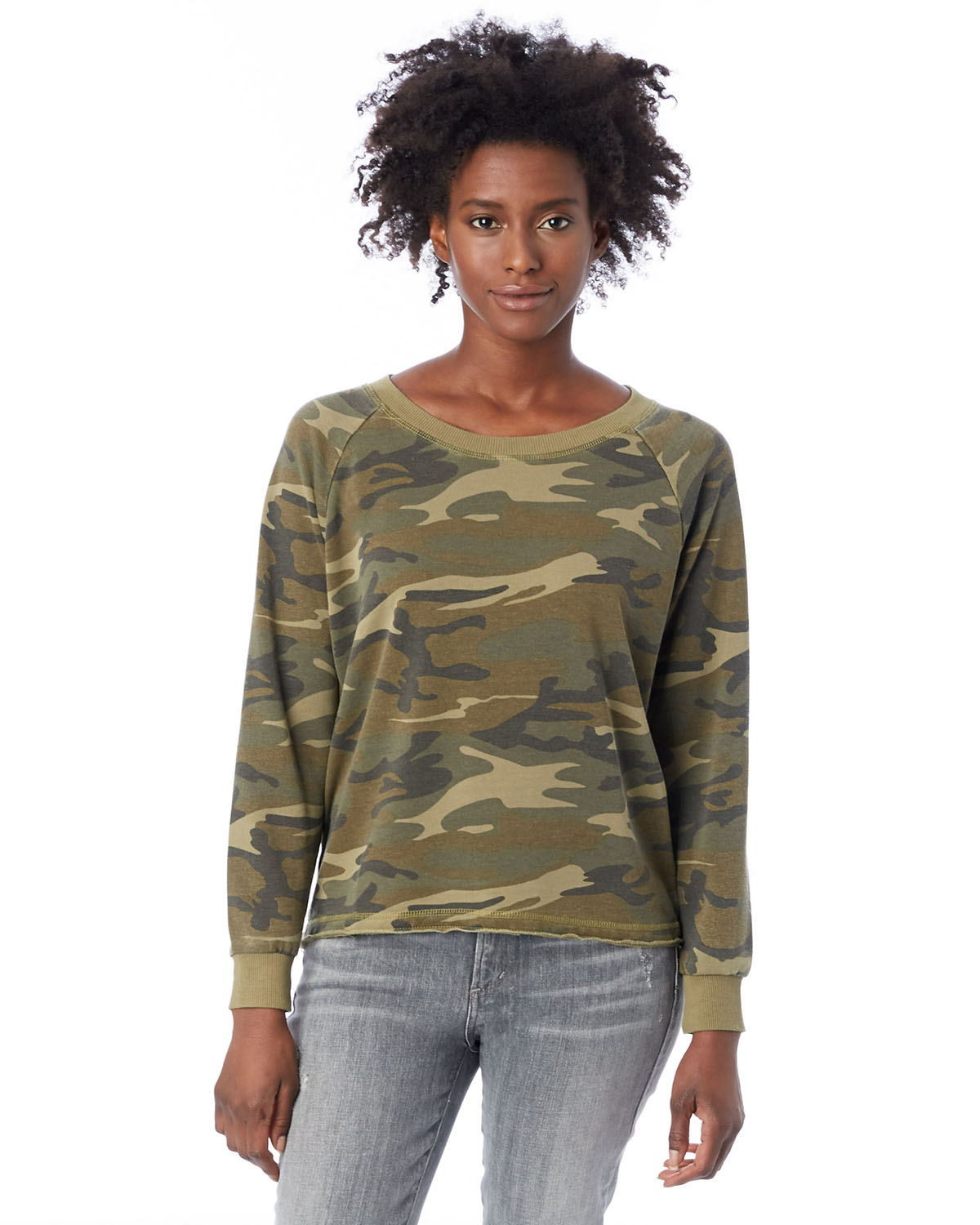 Alternative 8626F - Ladies Lazy Day Pullover