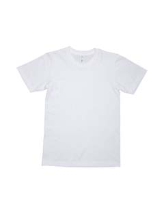 American Apparel 2001OR - Men's Short Sleeve Organic ...