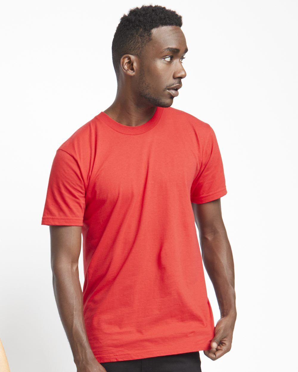 American Apparel 2001US - Fine Jersey T-Shirt