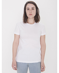 American Apparel 23215OR - Ladies' Organic Fine Jersey ...