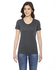 American Apparel BB301W - Women's Poly-Cotton Crew Neck ...