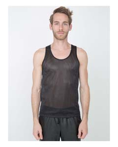 American Apparel Drop Ship H458 - Poly Mesh Athletic ...