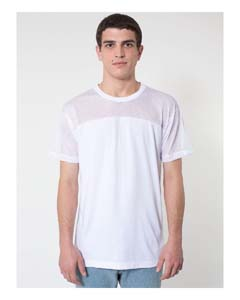 American Apparel Drop Ship RSA2419 - Fine Jersey Athletic ...