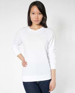 American Apparel Drop Ship SAPQ454 - Pique Long Sleeve ...