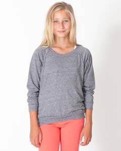 American Apparel Drop Ship SATR294 - Youth Tri-Blend ...