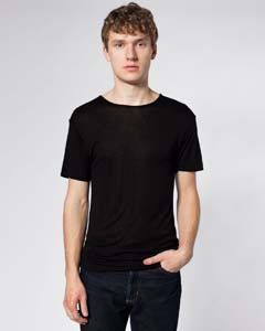 American Apparel Drop Ship SAVC402 - Viscose Short Sleeve Tee