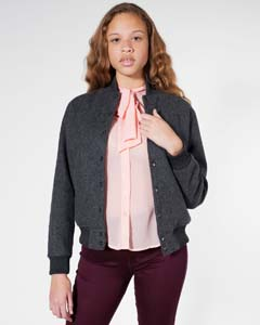 American Apparel Drop Ship SAWN401 - Wool Club Jacket