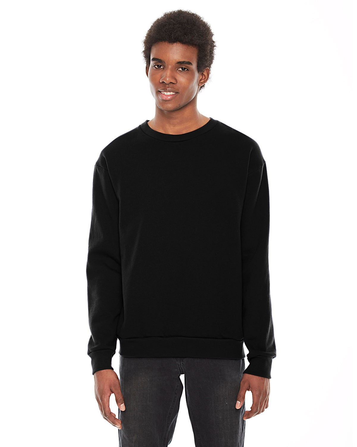 American Apparel F496W - Unisex Flex Fleece Drop Shoulder ...