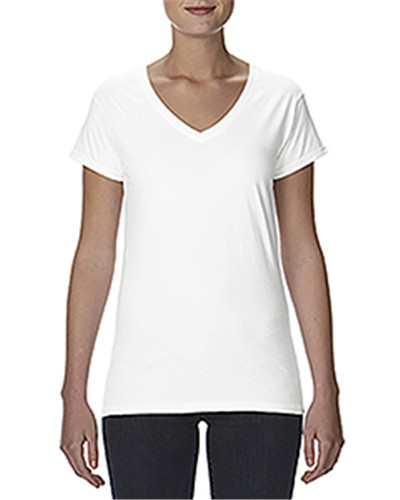 Anvil 380VL - Lightweight Ladies' Fitted V-Neck Tee