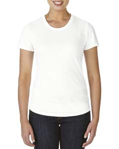 Anvil 6750L - Ladies' Triblend Scoop Neck Tee Shirt
