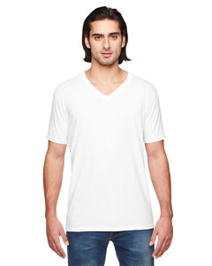 Anvil 6752 - Triblend V-Neck T-Shirt