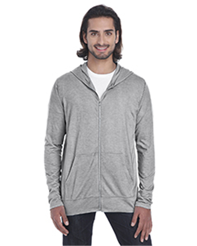 Anvil 6759 - Tri-Blend Adult Full Zip Jacket