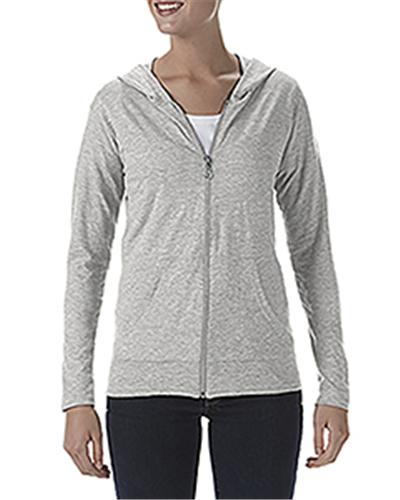 Anvil 6759L - Tri-Blend Ladies' Full Zip Jacket