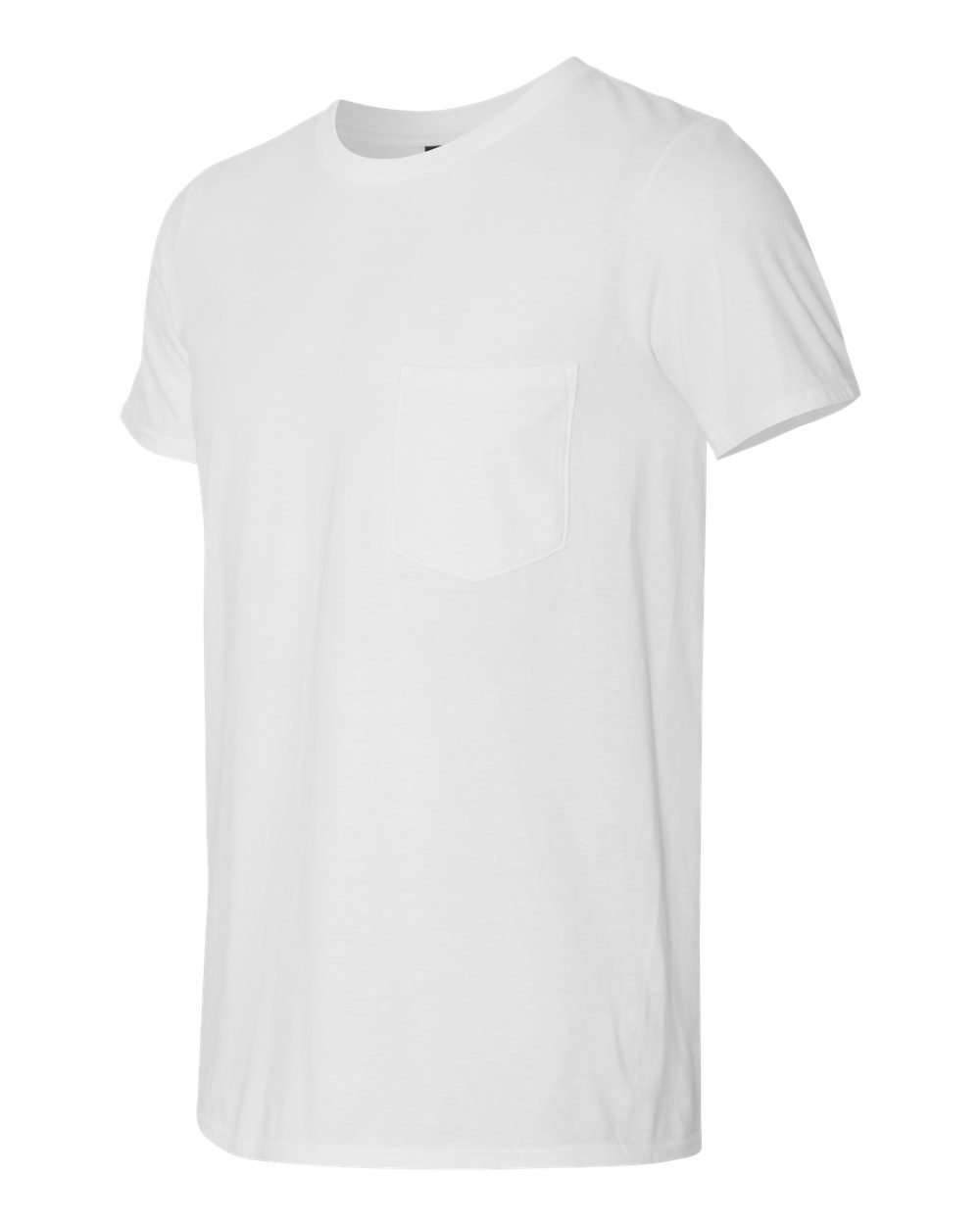 Anvil 983 - Lightweight Pocket T-Shirt