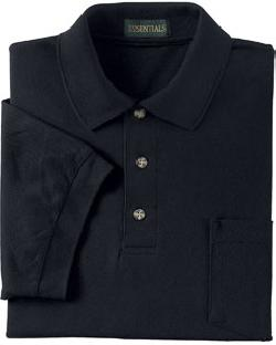 Ash City 225441 - Men's Pique Polo With Pocket
