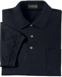 Ash City 225441 - Men's Pique Polo With Pocket