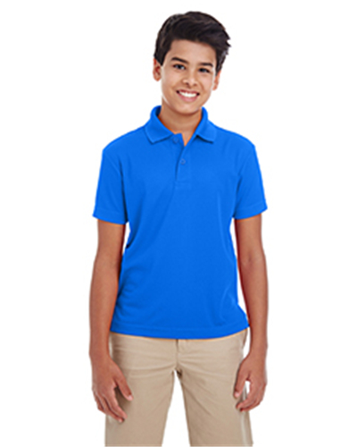 Ash City 88181Y - Youth Origin Performance Pique Polo