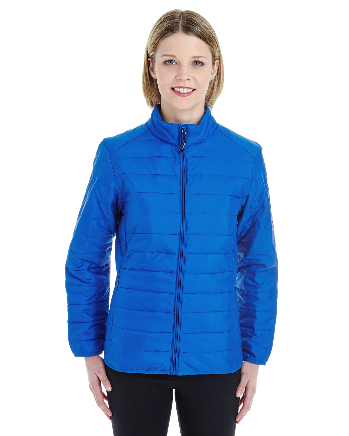 Ash City CE700W - Ladies' Prevail Packable Puffer