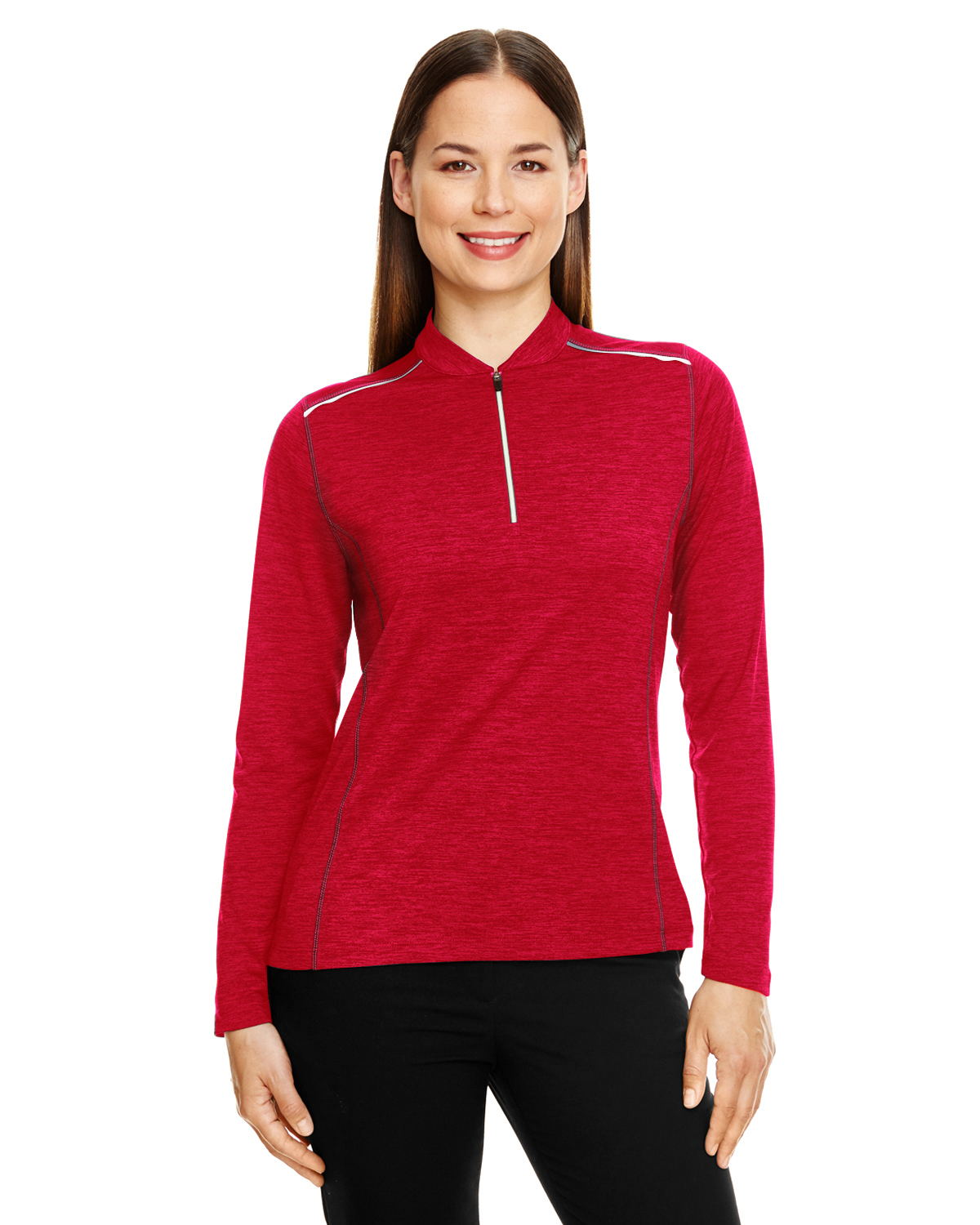 Ash City CE401W - Core 365 Ladies Kinetic Performance Quarter-Zip