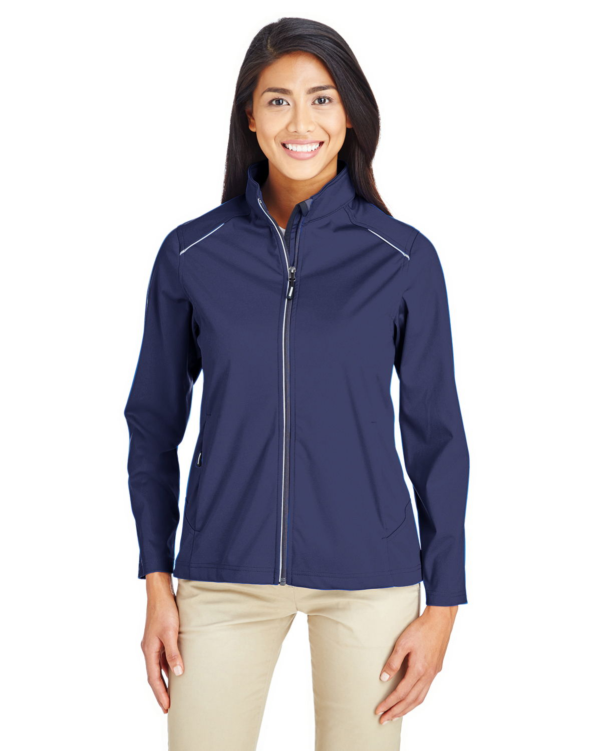 Ash City CE708W - Core 365 Ladies Techno Lite 3-layer ...