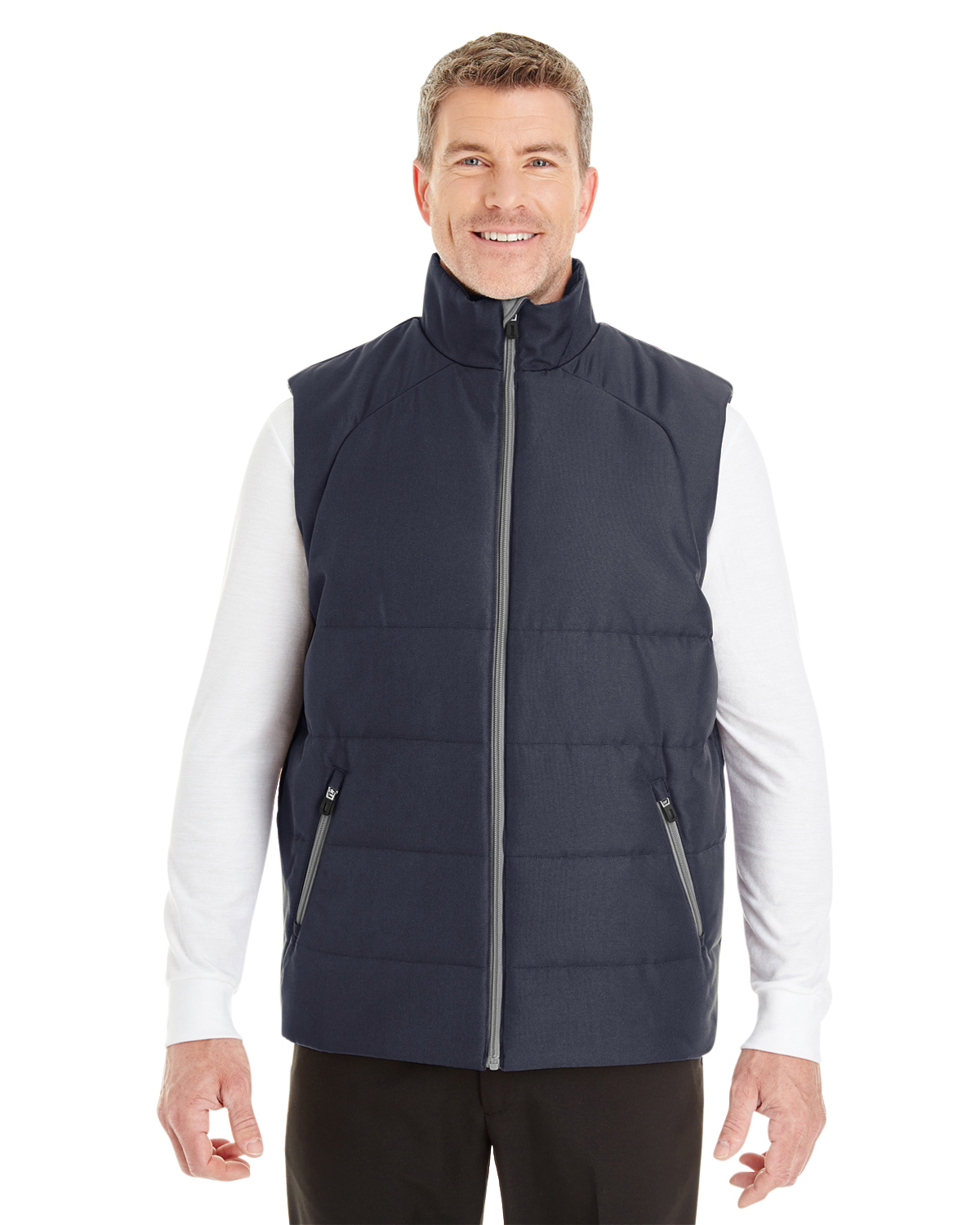 Ash City - North End NE702 - Men's Engage Interactive Insulated Vest