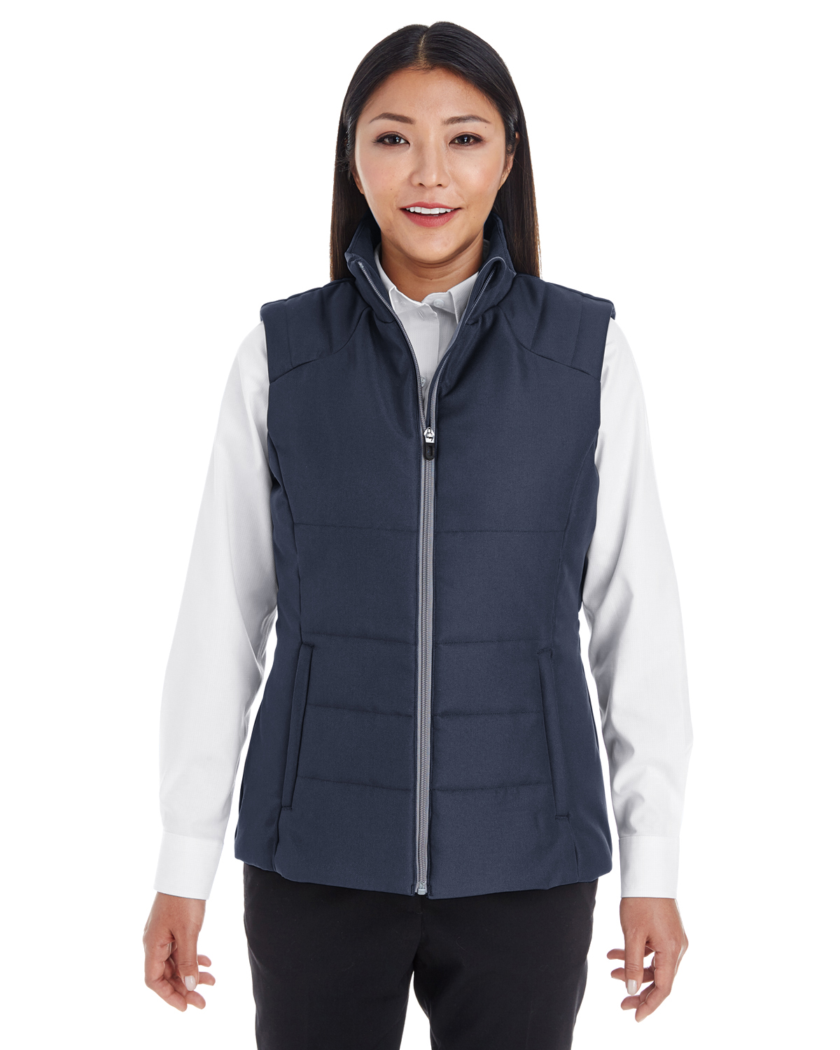 Ash City - North End NE702W - Ladies' Engage Interactive Insulated Vest