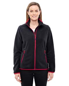 Ash City - North End Sport Red 78811 - Ladies' Vector ...