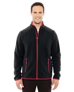 Ash City - North End Sport Red 88811 - Men's Vector ...