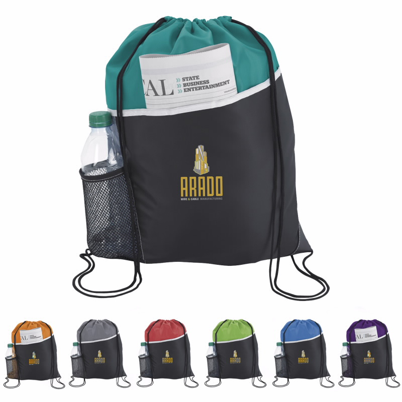Atchison® AP5002 ActiV Drawstring Backpack